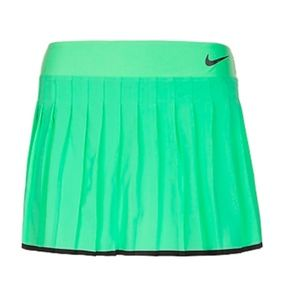 Nike Green Victory Dri Fit Skirt